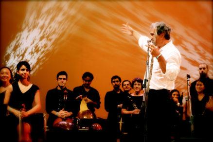 New York Arabic Orchestra: Bassam Saba Ensemble