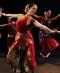 Malini Srinivasan and Dancers