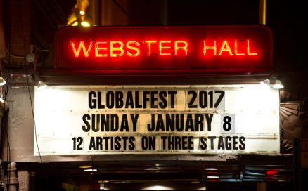 globalFest 2017 marquee
